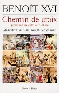 Goodtastepolice.fr Chemin de croix au Colisée - Méditations du Cardinal Joseph Zen Ze-Kiun Image