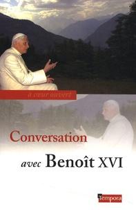 Benoît XVI - Conversation avec Benoît XVI.