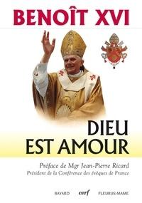 Benoît XVI - Dieu est amour.