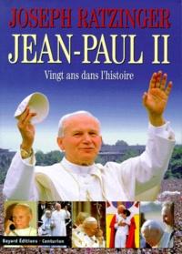 JEAN-PAUL II. Vingt ans dans lhistoire.pdf
