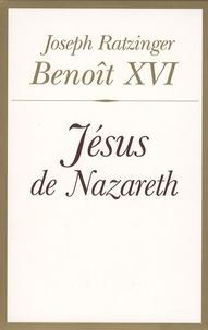 Benoît XVI - Jésus de Nazareth - Tome 1, Du baptême dans le Jourdain à la Transfiguration.