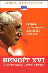 LEurope, ses fondements, aujourdhui et demain.pdf