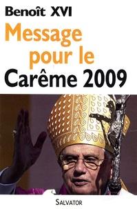 Deedr.fr Message pour le Carême 2009 Image