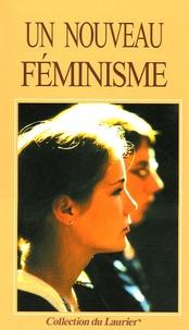 Benoît XVI - Un nouveau féminisme - La place de l'homme et de la femme dans la famille, dans la société et dans la politique.