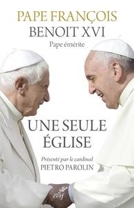 Benoît XVI et  Pape François - Une seule église.