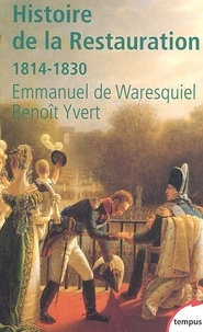 Benoît Yvert et Emmanuel de Waresquiel - .