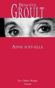 Téléchargements gratuits avec ebook Ainsi soit-elle  - Précédé de Ainsi soient-elles au XXIe siècle  in French