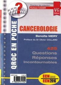 Benoîte Méry - Cancérologie.
