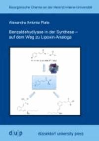 Benzaldehydlyase in der Synthese - auf dem Weg zu Lipoxin-Analoga.