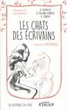 Bérangère Bienfait - Le chat des écrivains.