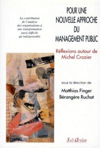 Bérangère Ruchat et Matthias Finger - .