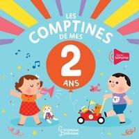 Bérangère Staron et  Capucine - Les comptines de mes 2 ans.