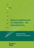 Berechnungsbeispiele im Stahlbeton- und Spannbetonbau - Gegenüberstellung DIN 1045-1 und Eurocode 2.