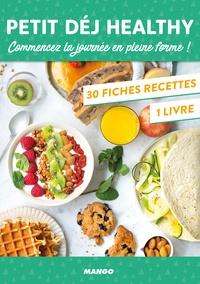 Bérengère Abraham et Fabrice Besse - Petit déj healthy.