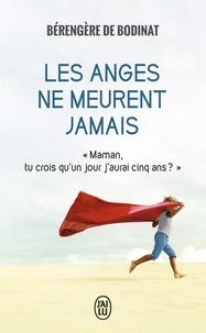 Deedr.fr Les anges ne meurent jamais Image