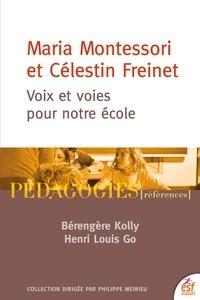 Bérengère Kolly et Henri-Louis Go - Voix et voies pour notre école.