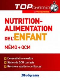 Bérengère Masson - Nutrition-alimentation de l'enfant.