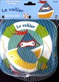 Bérengère Motuelle - Le voilier - Avec un jouet arroseur.