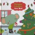 Bérengère Motuelle - Patapan l'éléphant fête Noël.