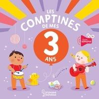 Bérengère Staron - Les chansons de mes 3 ans.