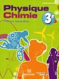 Bérengère Villard et Vincent Mas - Physique Chimie 3e - Manuel élève.