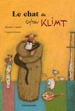 Bérénice Capatti - Le chat de Gustav Klimt.
