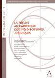 Bérénice Fosséprez et Audrey Pütz - La preuve au carrefour de cinq disciplines juridiques.