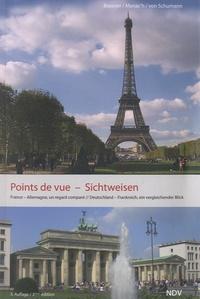 Bérénice Manac'h - Points de vue - Sichtweisen - France - Allemagne, un regard comparé.
