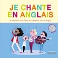 Bergamote Trottemenu - Je chante en anglais. 1 CD audio