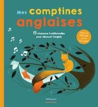 Bergamote Trottemenu - Mes comptines anglaises. 1 CD audio