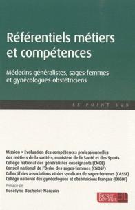Berger-Levrault - Référentiels métier et compétences - Médecins généralistes, sages-femmes et gynécologues-obstétriciens.