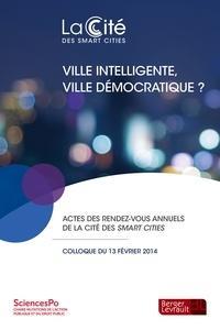 Berger-Levrault - Ville intelligente, ville démocratique ?.