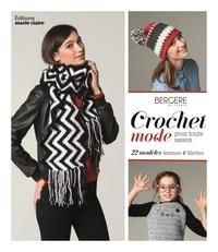Accentsonline.fr Crochet mode pour toute saison - 22 modèles femmes et fillettes Image