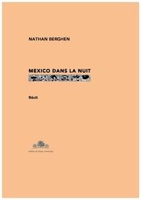 Berghen Nathan - Mexico dans la nuit.