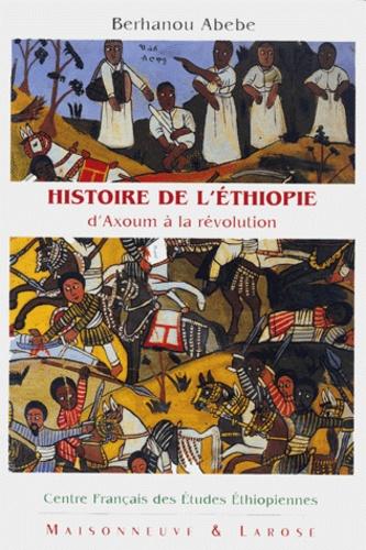 Berhanou Abebe - .
