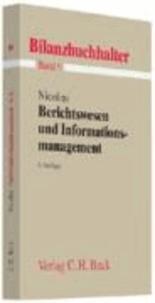 Berichtswesen und Informationsmanagement - Bilanzbuchhalter Band 9.