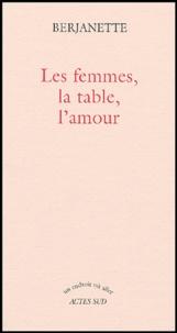 Galabria.be Les femmes, la table, l'amour Image