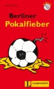 Deedr.fr Berliner Pokalfieber (Stufe 1) - Buch mit Mini-CD Image