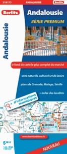 Histoiresdenlire.be Andalousie - 1/350 000 Image