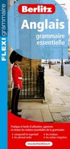 Berlitz - Anglais - Grammaire essentielle.
