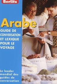 Accentsonline.fr Arabe - Guide de conversation et lexique pour le voyage Image