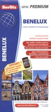 Berlitz - Benelux - 1/350 000.