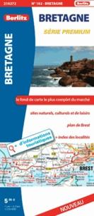 Deedr.fr Bretagne - 1/250 000 Image