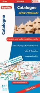 Cjtaboo.be Catalogne - 1/300 000 Image