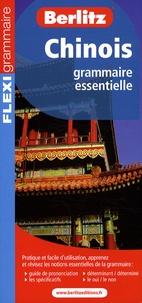 Berlitz - Chinois - Grammaire essentielle.