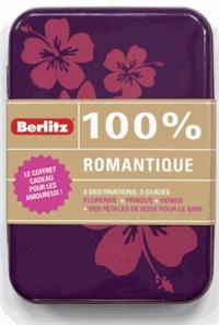 Accentsonline.fr Coffret cadeau 100% romantique - Florence ; Prague ; Venise + des pétales de rose pour le bain Image