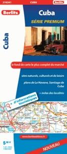 Cuba- 1/800 000 -  Berlitz pdf epub
