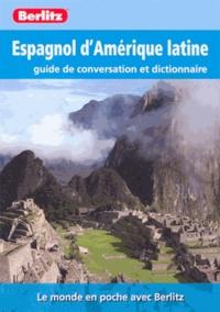 Deedr.fr Espagnol d'Amérique latine - Guide de conversation et dictionnaire Image