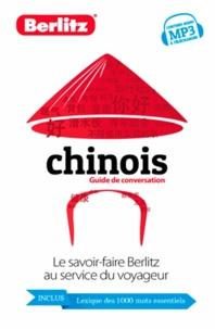 Berlitz - Guide de conversation Chinois.