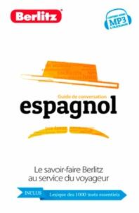 Berlitz - Guide de conversation Espagnol.